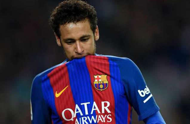 """Neymar """"Barselona""""dan gedir?"""