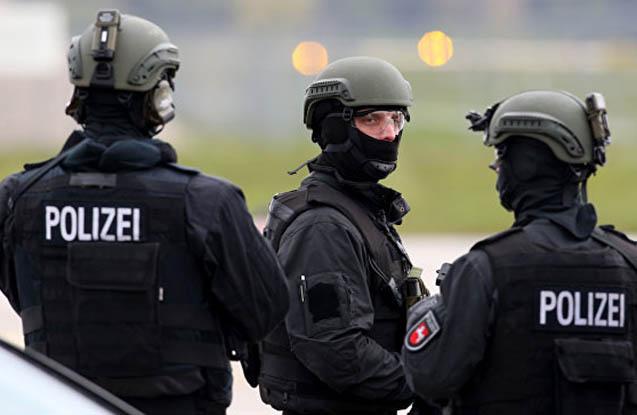 Almaniya polisindən partlayışla bağlı açıqlama
