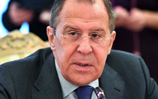 Lavrov o ölkəyə gedir