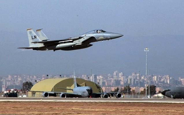 ABŞ Suriyada İŞİD-in kimyəvi silah anbarını vurdu