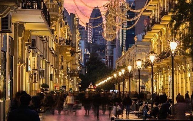 Bakı dünyanın ən ucuz şəhərləri sırasında