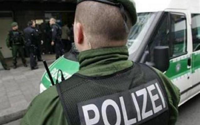 Almaniyada 3 terrorçu saxlanıldı