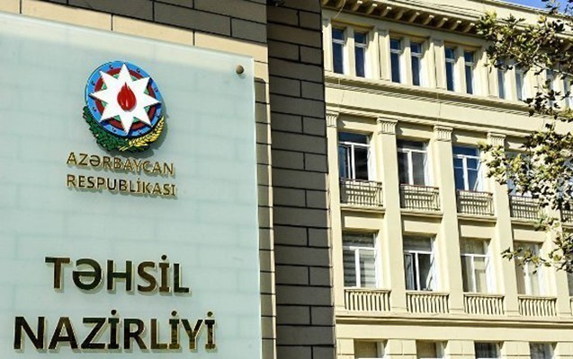 Təhsil Nazirliyinin kollegiyasında dəyişiklik