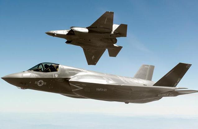 """ABŞ-dan Avropaya """"F-35"""" həmləsi"""