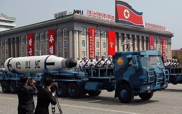 Kim Çen Indan ABŞ-a mesaj