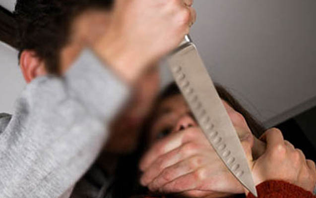 44 yaşlı qadını xalası oğlu bıçaqladı