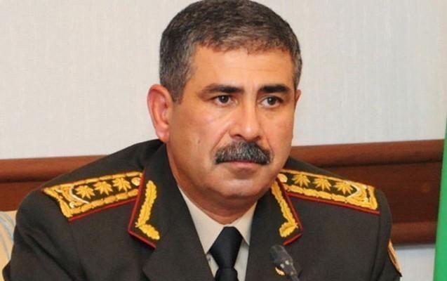 Zakir Həsənov Sergey Şoyquya başsağlığı verib