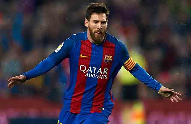 Ronaldodan sonra Messi ikinci oldu