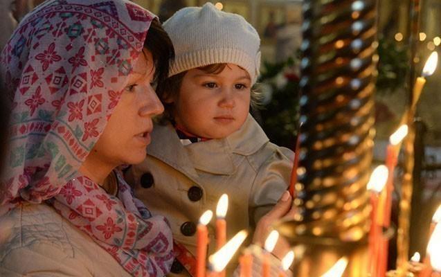 Bakı pravoslavları Pasxa bayramını belə qeyd etdi