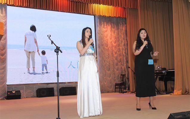 BDU-da Çin dilində mahnı müsabiqəsi