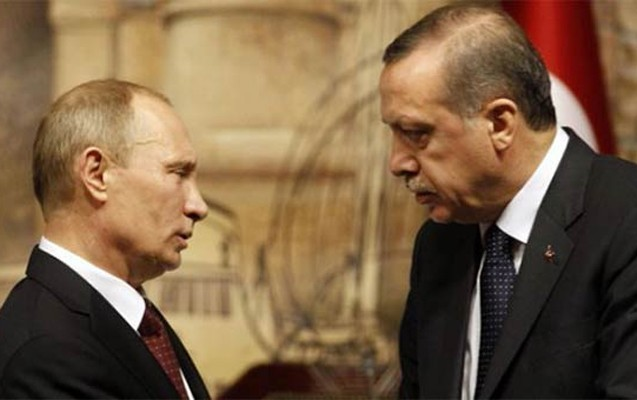 """Putinlə Ərdoğan """"Türk axını""""nı müzakirə etdi"""