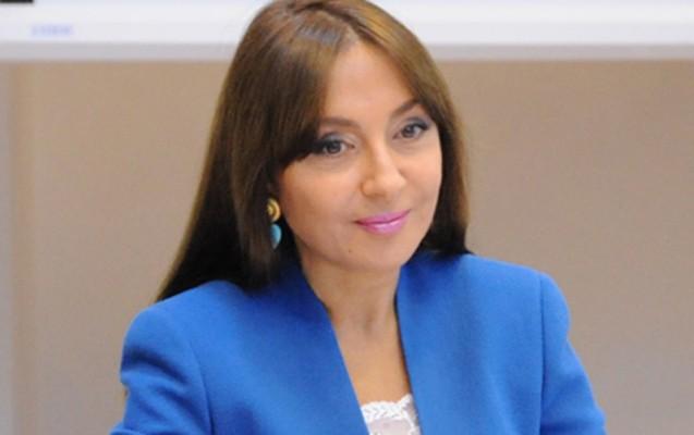 Nərgiz Paşayevaya medal verildi