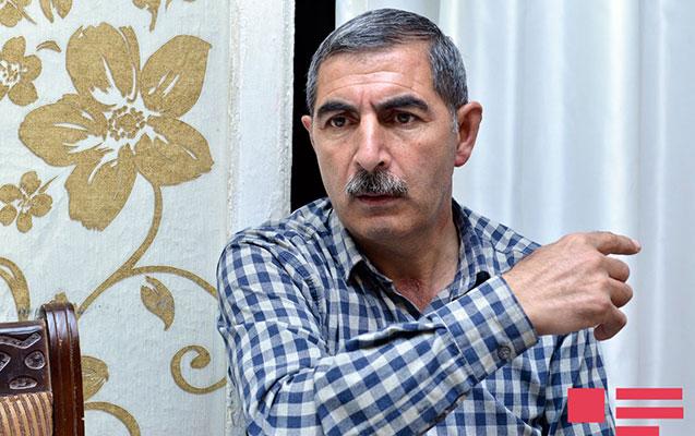 """""""Ağdamda o boyda ev qoyub gəlmişəm..."""""""