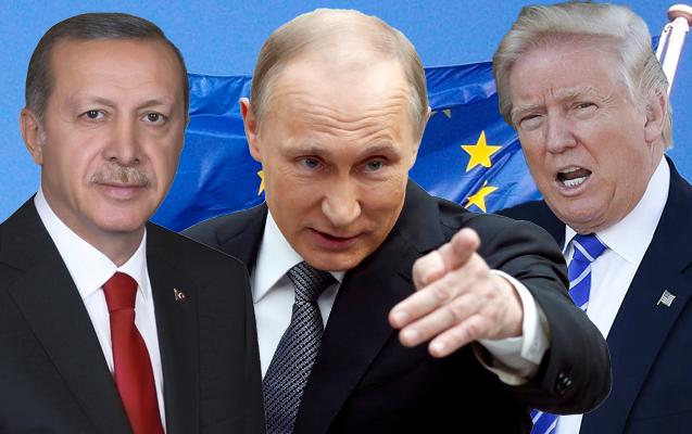 Putin, Tramp və Ərdoğan eyni