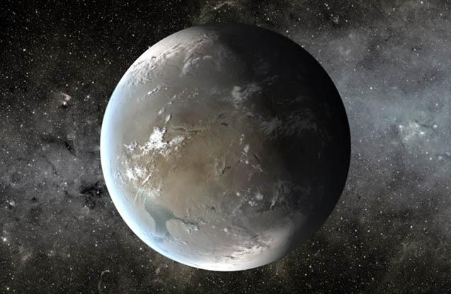 Yer kürəsinə bənzəyən yeni planet aşkarlanıb