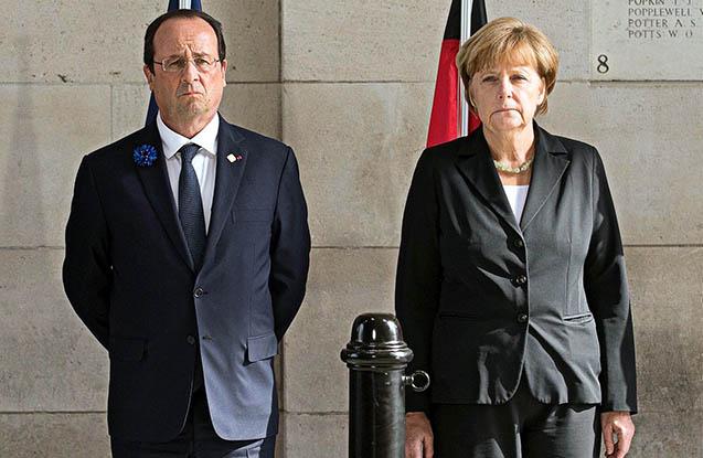 Merkel Ollanda başsağlığı verib