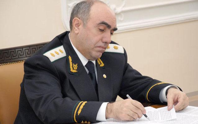 Zakir Qaralovdan təyinat