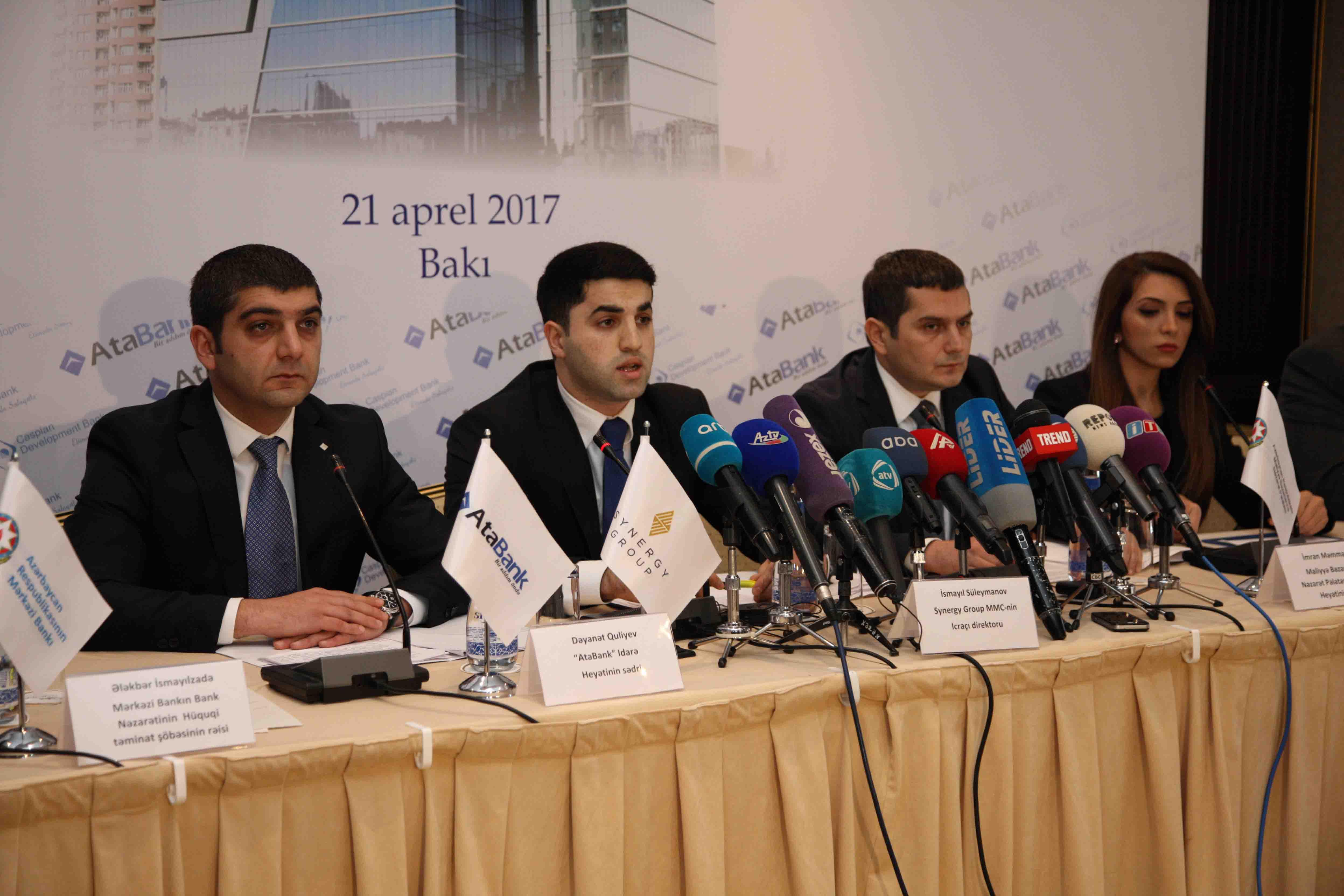 """""""Synergy Group"""" ölkə iqtisadiyyatına milyonlarla manat investisiya yatırıb"""