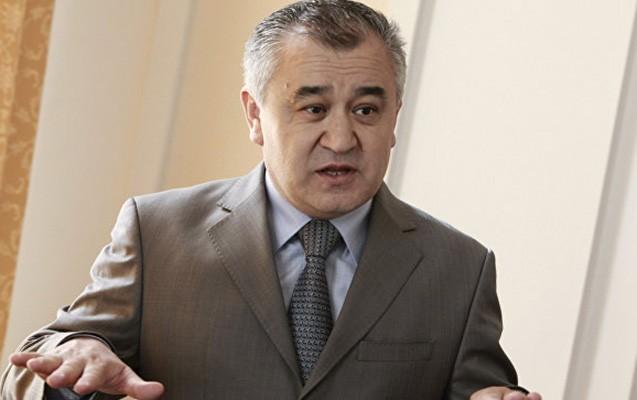 Qırğız müxalifətinin liderinə korrupsiya ittihamı irəli sürülüb