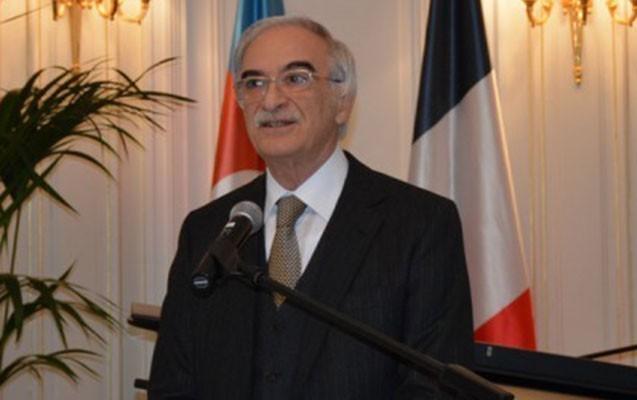 Polad Bülbüloğlunun Parisdə təqdimatı oldu