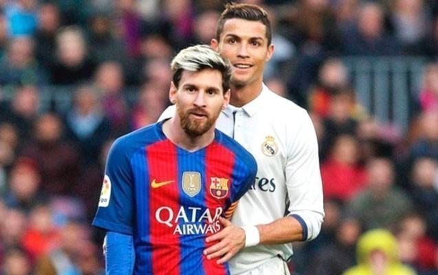 Messi ilə Ronaldo küçədə öpüşərsə...