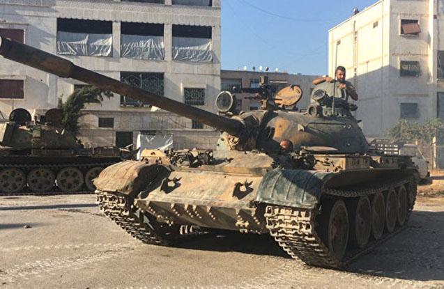 228 yaşayış məntəqəsi İŞİD-dən azad edilib
