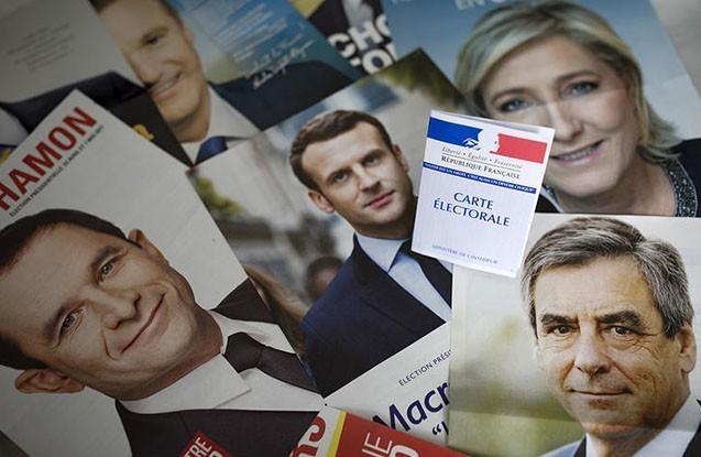 Fransada prezident seçkilərinin birinci turu keçiriləcək
