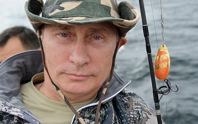 Putin Xəzərə balıq tutmağa gedəcək