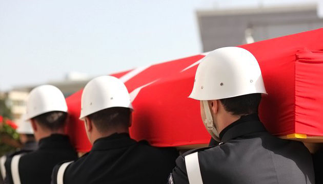 Türkiyə daha 1 şəhid verdi