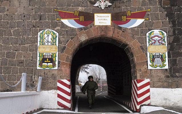 Rus hərbçini öldürən erməni həbs olundu