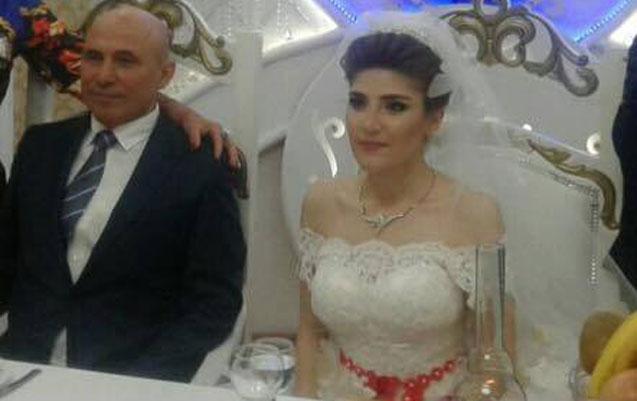 60 yaşlı azərbaycanlı polkovnik 4-cü dəfə evləndi - Foto