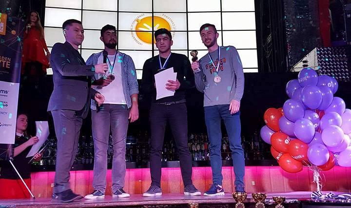 Azərbaycan Universiteti beynəlxalq çempionatda üçüncü olub