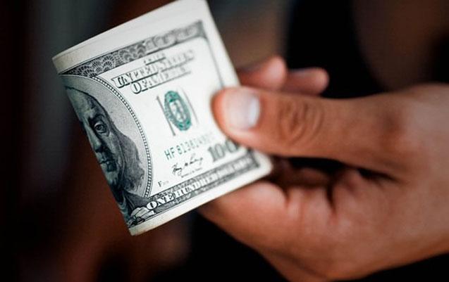 Dollardan cüzi eniş