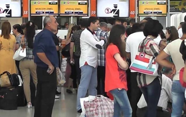 Ermənistan əhalisinin sayı azalır