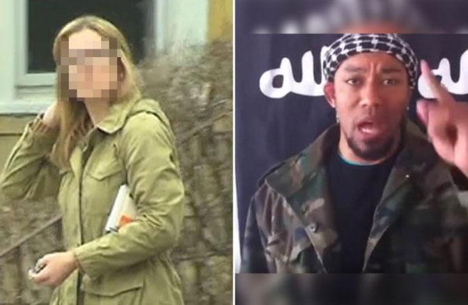 FTB əməkdaşı İŞİD üzvü ilə evlənib