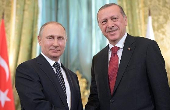 Putinlə Ərdoğanın görüş tarixi məlum oldu