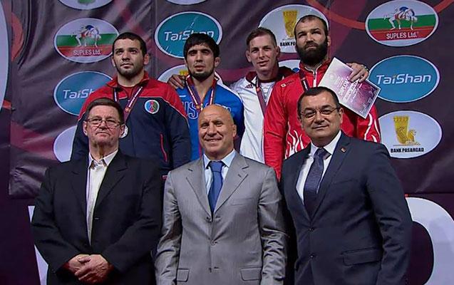 """Avropa çempionatının ilk günündə 2 """"qızıl"""", 1 """"gümüş"""" qazandıq"""