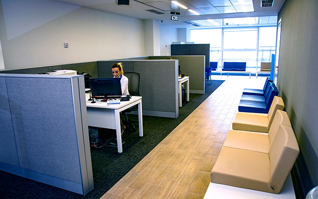 ABB-nin yenilənmiş Qaradağ filialı istifadəyə verildi