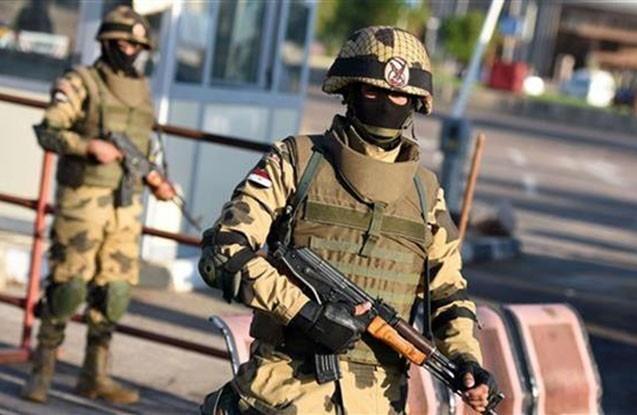 Misir ordusu 32 terrorçunu zərərsizləşdirib