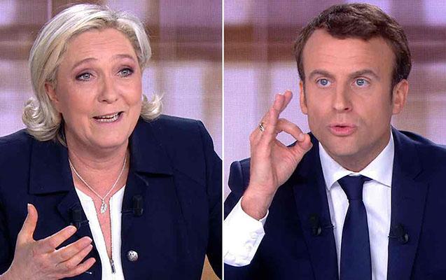 """""""Fransanı ya mən idarə edəcəm, ya da Merkel"""" - Qalmaqallı çəkişmə"""