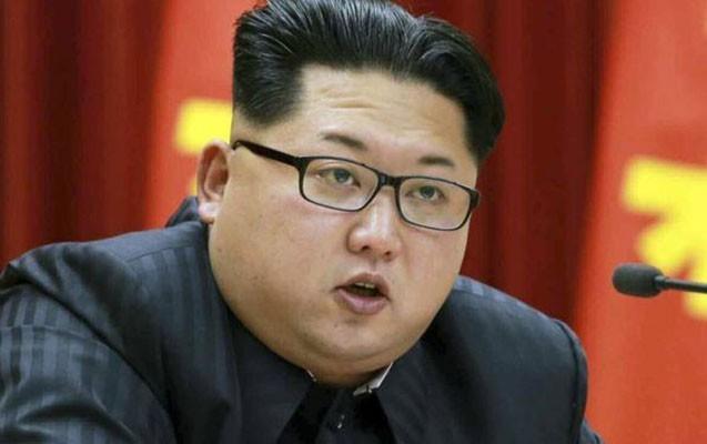 Kim Çen In Cənubi Koreya nümayəndə heyətini qəbul edib