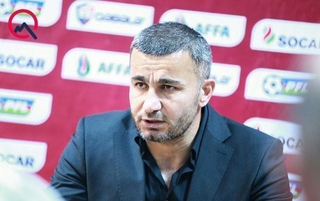 """""""Futbolçuların məsuliyyətlərini dərk etməsi olduqca vacibdi"""""""