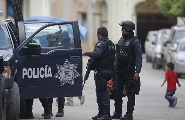 Meksikada 5 başı kəsilmiş cəsəd tapılıb