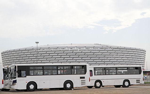 Avtobuslar əvvəlki yerlərinə qaytarılacaq