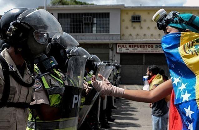 Venesuelada inflyasiya 100 faizə yaxınlaşır