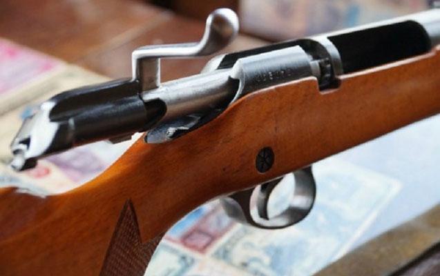Sumqayıtda silahlı insident