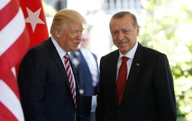 """""""Türkiyənin yanındayıq"""" - Trampdan Ərdoğana jest"""