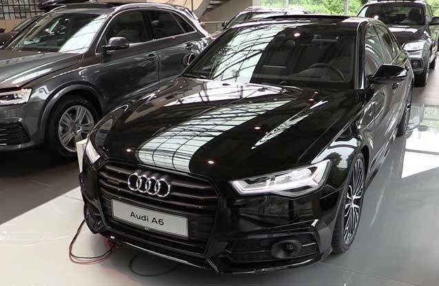 """14 min """"Audi"""" geri çağrılıb"""