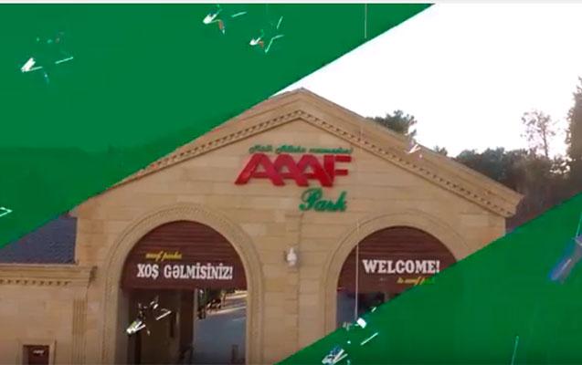 """AAAF Parkdan Möhtəşəm """"Ramazan Kampaniyası"""""""