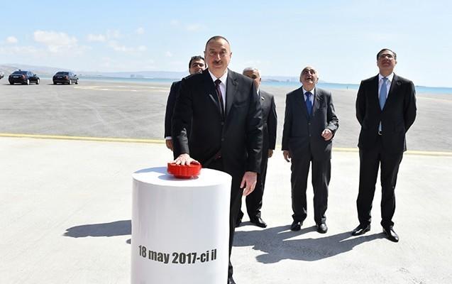 """""""Layihəyə 1 milyard dollar vəsait qoyulub"""""""